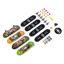 Tech Deck - Pack de 4 Finger Skate