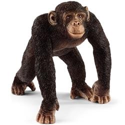 Figurine chimpanzé mâle