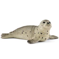 Figurine jeune phoque