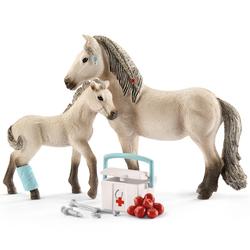 Horse Club - Kit de secours d'Hannah avec chevaux