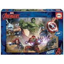Puzzle 1000 pièces – Les Vengeurs