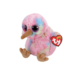 Beanie Boo's - Petite Peluche Kiwi l'oiseau de 15 cm