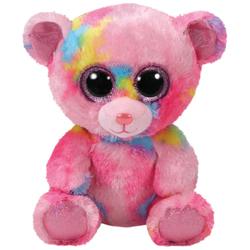 Beanie Boo's - Peluche Medium Franky l'ours 23 cm