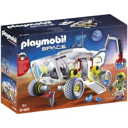 9489 - Véhicule de reconnaissance spatiale Playmobil Space
