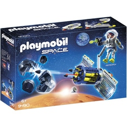 9490 - Spationaute satellite et météorite Playmobil Space