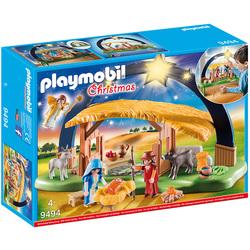 9494 - Playmobil Christmas - Crèche avec illumination