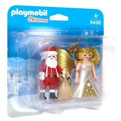 9498 - Playmobil Christmas - Duo Père Noël et Ange