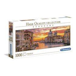 Puzzle 1000 pièces - Panorama de Venise