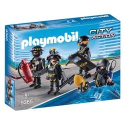 9365 - Policiers d'élite Playmobil City Action