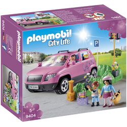 9404 - Voiture familiale Playmobil City Life