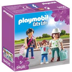 9405 - Femmes avec enfant Playmobil City Life