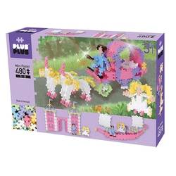 Box Mini Basic 480 pièces princesse