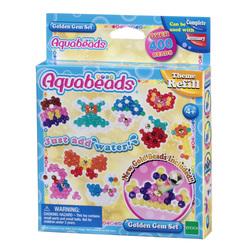 Aquabeads - 31048 - La recharge perles dorées