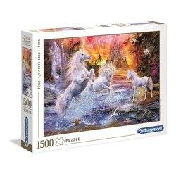Puzzle licornes sauvages 1 500 pièces