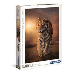 Puzzles 1500 pièces - Tigre