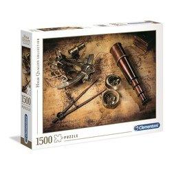 Puzzle Course au trésor 1500 pièces
