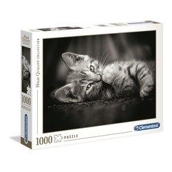 Puzzle 1000 pièces - Chaton