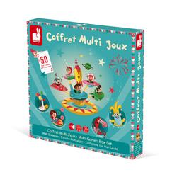 Coffret Multi-jeux Carrousel