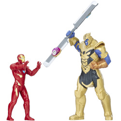 Avengers Infinity War - Thanos contre Iron Man