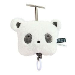 Boite à musique panda