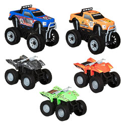 Pack de quads et Pick-up