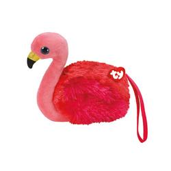Ty-Pochette peluche Gilda le flamant rose