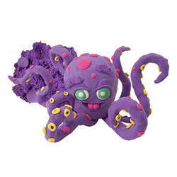 Pâte à modeler Morph violette 70 g