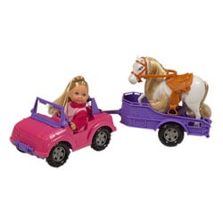 Lolly Kid Jeep et poney