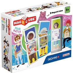 Magicube-mix et match 9 cubes