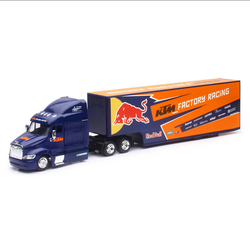 Camion Peterbilt Red Bull Racing Team 1/43 ème