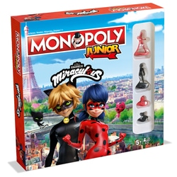 Monopoly Junior Miraculous