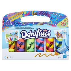 DohVinci-Pack de 6 tubes