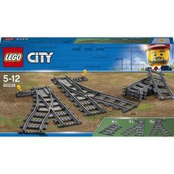 60238 - LEGO® City Les aiguillages