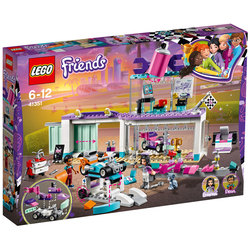 41351 - LEGO® Friends L'atelier de customisation de kart