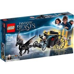 75951 LEGO® Les Animaux fantastiques - Évasion de Grindelwald