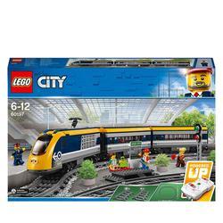 60197 - LEGO® City Le train de passagers télécommandé