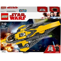 75214 - LEGO® Star Wars™ - Jedi Starfighter d'Anakin