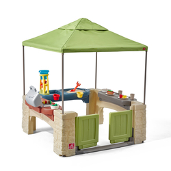 Aire de jeux Canopy