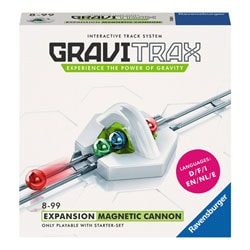 Gravitrax extension canon magnétique