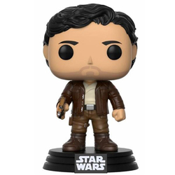 Figurine Poe Dameron 192 Star Wars 8 Funko Pop