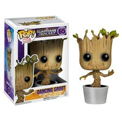Figurine Groot Dancing 65 Les gardiens de la galaxie Funko Pop