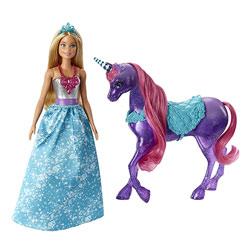 Barbie Dreamtopia Princesse et licorne