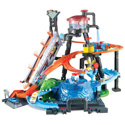 Hot Wheels City - Station de lavage Ultime