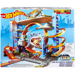 Hot Wheels-Méga garage ultimate