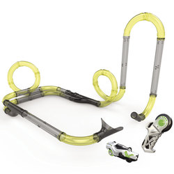 Circuit voitures télécommandées - EXOST LOOP - Mega Racing tubes