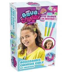 Magic Aqua Crystals - Pack Recharge Barrettes