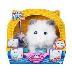Little Live Pets-Peluche interactive Cuddle Kitten