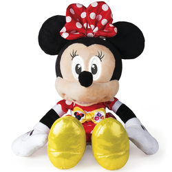 Peluche interactive Minnie émotions