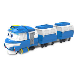 Robots Trains-Figurine Transformable Kay Deluxe