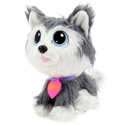 Rescue Runts-Peluche Husky